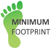 Minimum Footprint