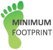 Minimum Footprint