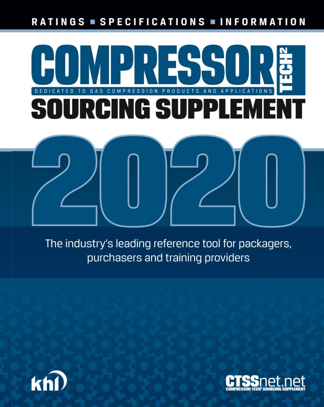 Compressor Sourcing Supplement 2020 Cover