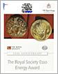The Royal Society Energy Award