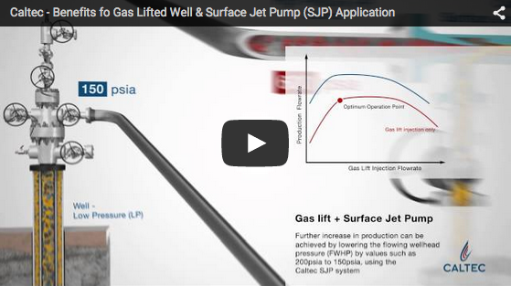 Benefits to Gas Lifted Well Video