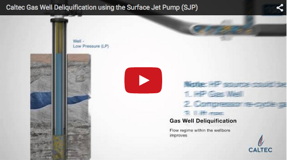 Gas Well Deliquification Video
